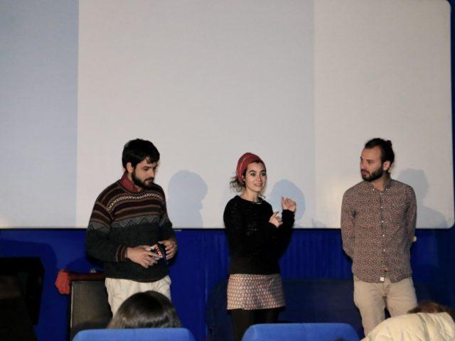 Galerie photos projection au cinéma CDD