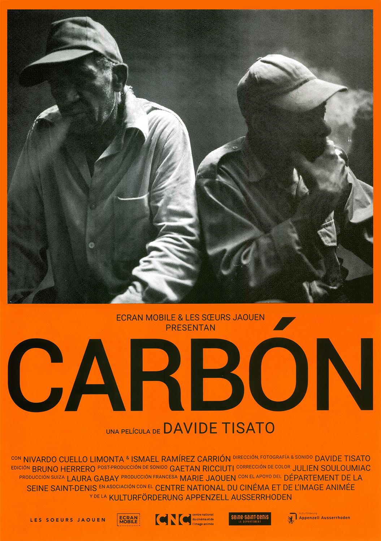 Carbón Poster