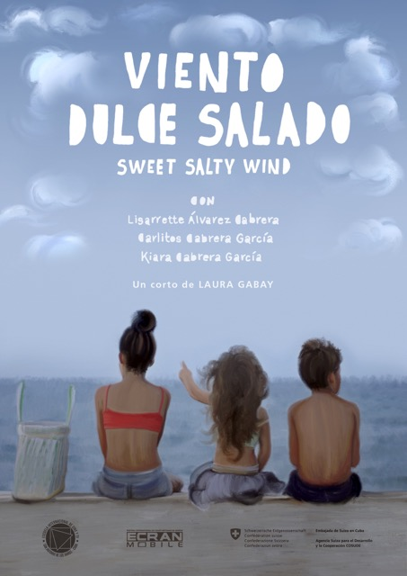 Poster Sweet Salty Wind