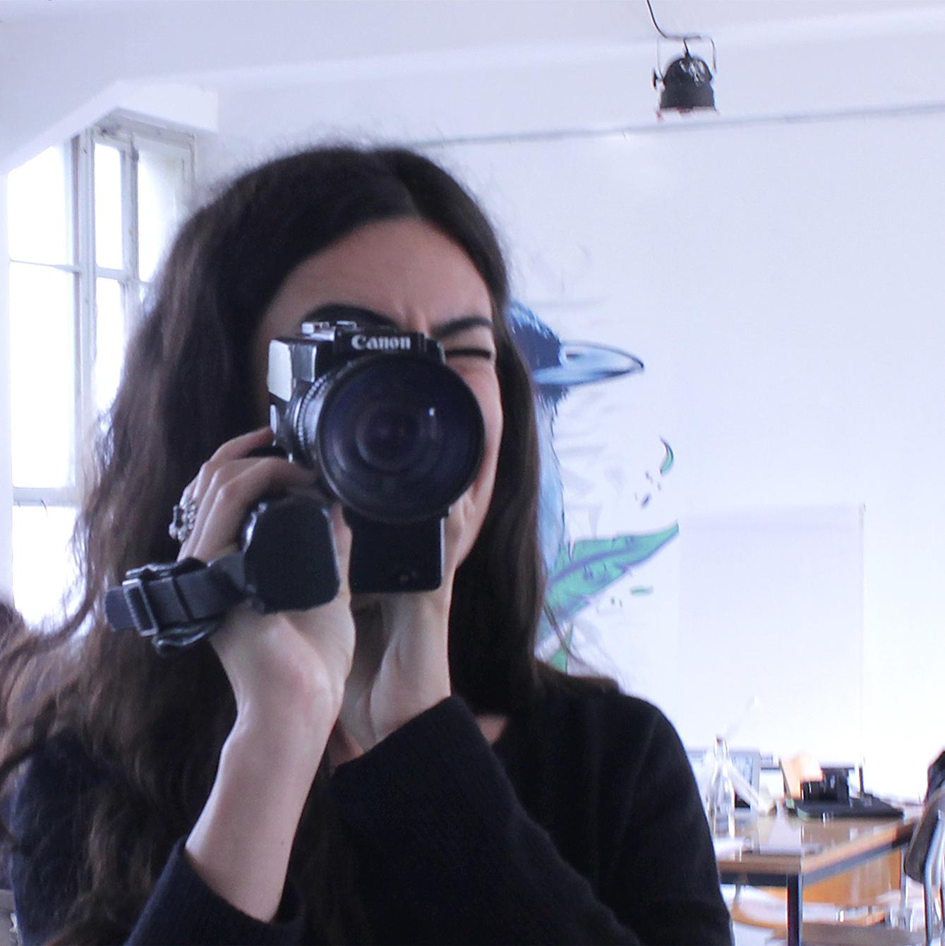 Filmmaker in Super 8